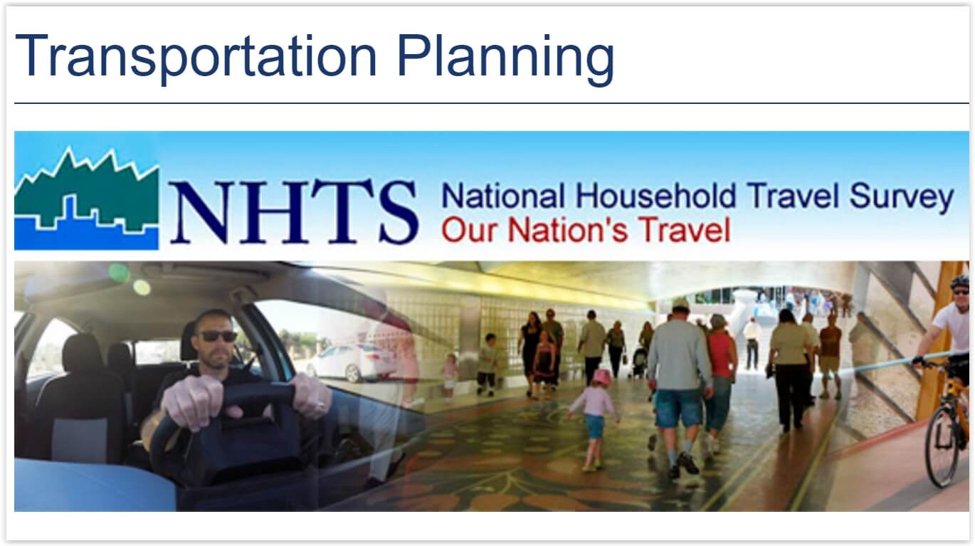 National Household Travel Survey continues in Arizona through April