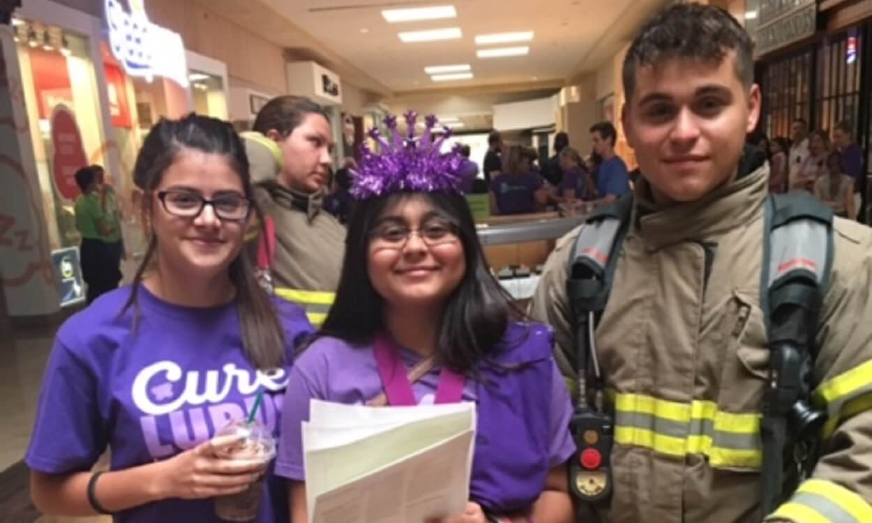 Students and Staff Support PBHS Sophomore With Lupus