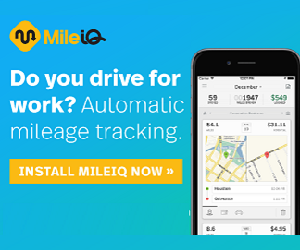 Tracking Mileage with MileIQ