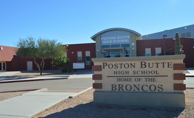 Poston Butte Given All-Clear For School Monday